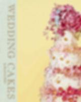 wedding cake books, Wedding Cakes by Rosalind Miller