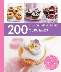 hamlyn cupcakes book, cupcake gifts, cupcake recipe books, baking gifts, cupcake gifts, gifts for bakers