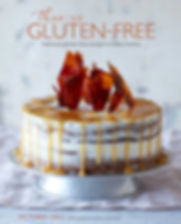 this is gluten free victoria glass, gluten free baking books, gifts for bakers