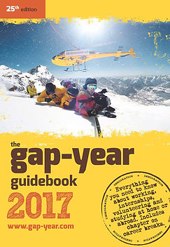 volunteering books, volunteering overseas books, books for volunteers, guides for volunteers, best books for volunteers, volunteering abroad ideas, volunteerring abroad books, travel presents, travel gifts, the gap year guidebook 2017