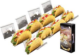 taco serving set