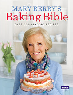 mary berry's baking bible, mary berry gifts, gifts for bakers