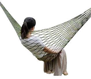 mesh hammock