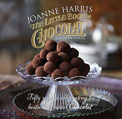 CHOCOLAT JOANNE HARRIS, CHOCOLATE BOOKS