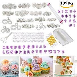 cake decorating kit, gifts for cake decorators