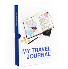 my travel journal, travel gifts for valentine's day