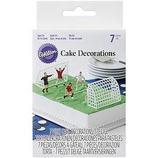 footballer cake set