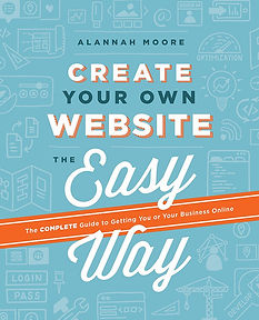 Create Your Own Website The Easy Way, best books for starting a baking business at home, home baking business books, guides on starting a baking business at home, books on becoming a baking business owner