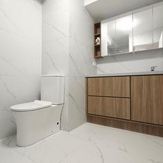 North Sydney Mainbathroom
