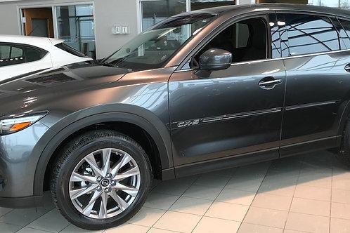 Mazda CX-5 (2017-21) - Moulures latérales