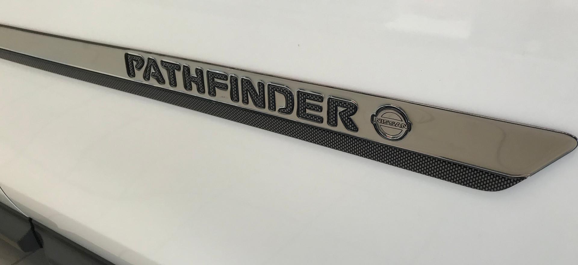 Moulure de Pathfinder