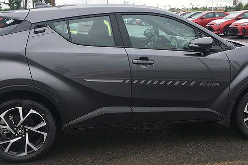 Toyota CH-R (2018-21) - Moulures latérales