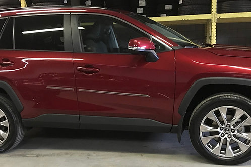 Toyota Rav-4 (2019-21) - Moulures latérales