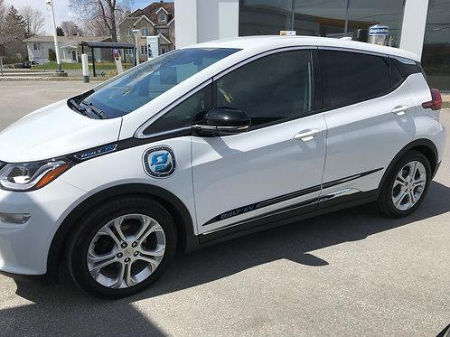Chevrolet Bolt (2018-20) - Moulures latérales