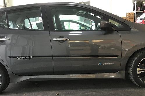 Nissan Leaf (2018-21) - Moulures latérales