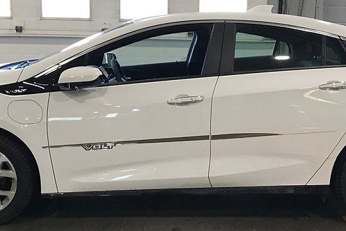 Chevrolet Volt (2017-19) - Moulures latérales
