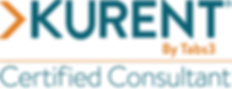 Kurent Certified Consultant Logo - Med R