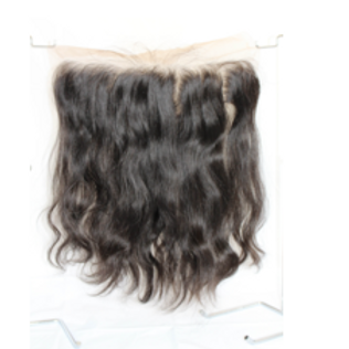 "Raw Indian Closures & Frontals (14""-20"")"