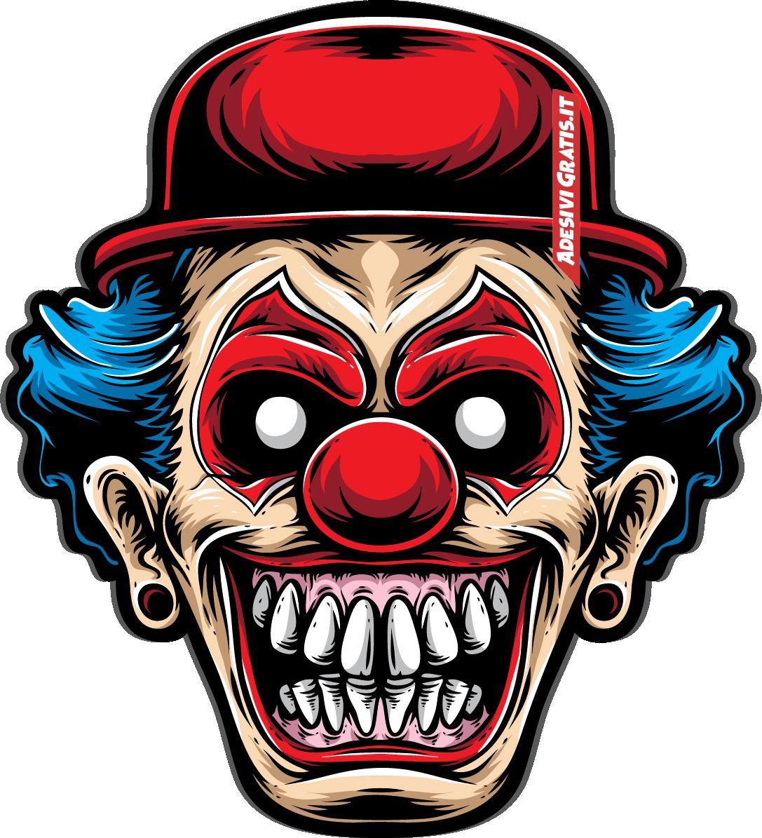432 clown log