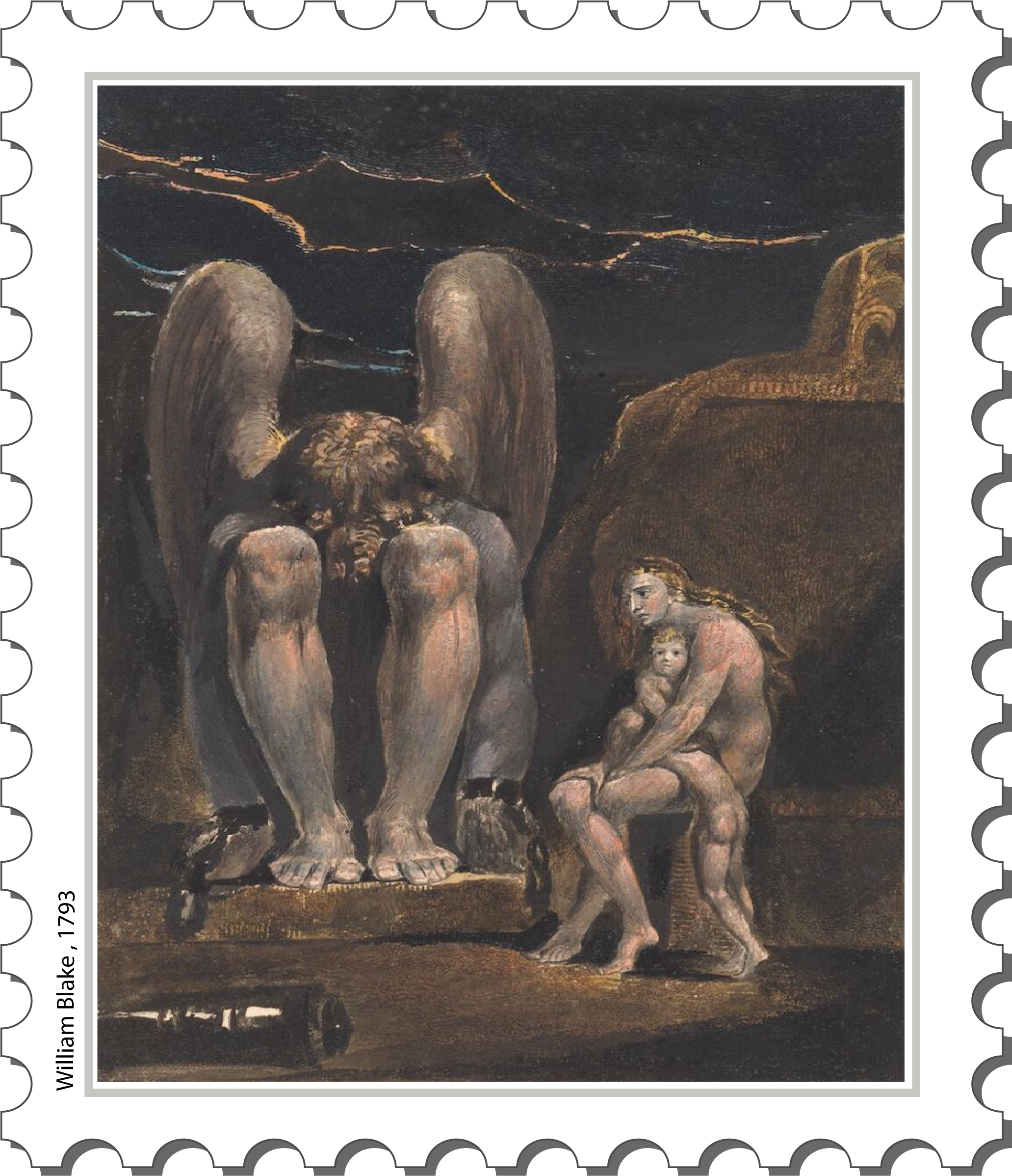 William Blake , 1793