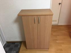 家具の組立、設置はお任せください。
