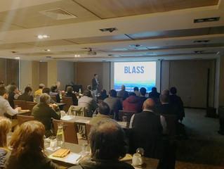 Exitoso evento internacional sobre el manejo eficiente de agua se desarrolló esta semana en Santiago