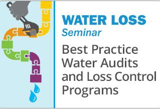 "Blass participa en el ""Water Loss Seminar: Best Practice Water Audits and Loss Control Programs"""