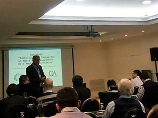 """Blass expone en el seminario """"Tecnologías de Vanguardia en Smart Water Management para Empresas"""