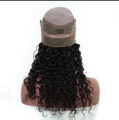 Glueless Full Lace Virgin Hair Wig