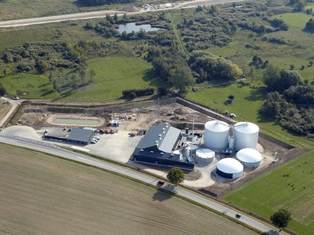 Danish Biogas Solutions - Solrød Biogas
