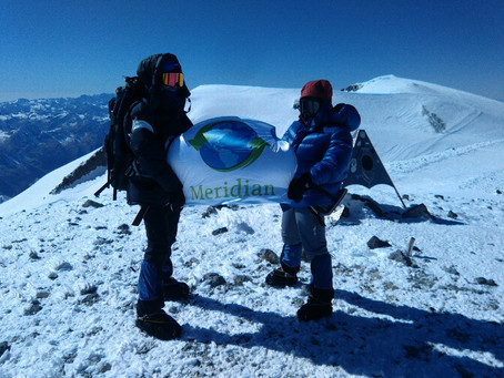 Summiting the Highest Mountain for Sustainability