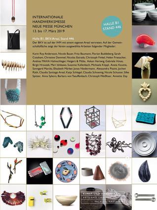 IHM International Arts & Crafts Fair Munich