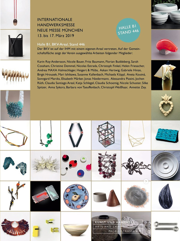 IHM International Arts & Crafts Fair Munich
