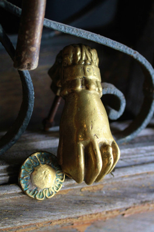 DOOR KNOCKER