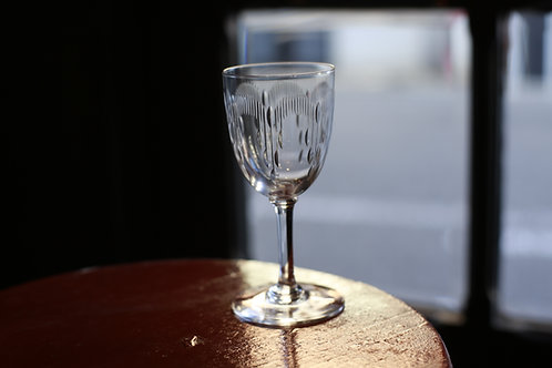BACCARAT GLASS M MOLIERE