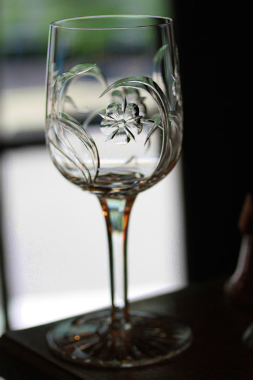 BACCARAT WATER GLASS  L