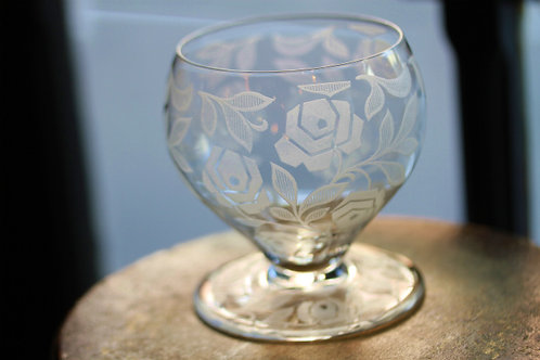 GLASS  L Fontenay Rose
