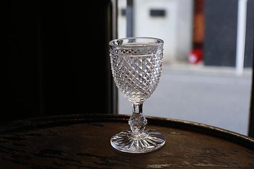 BACCARAT  GLASS M   DIAMANT Biseaux