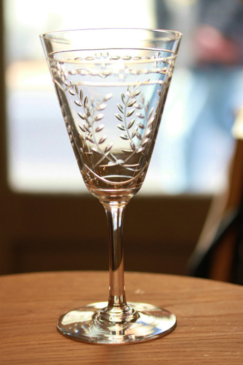 GLASS  L  FRISE LAURIERS