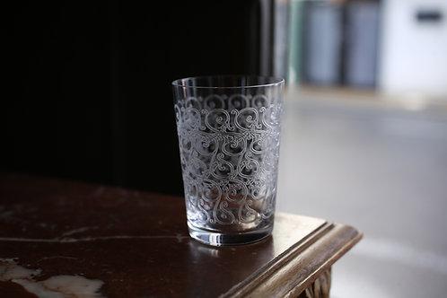 BACCARAT GLASS TUMBLER  M