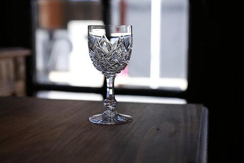 BACCARAT GLASS    M    COLBERT