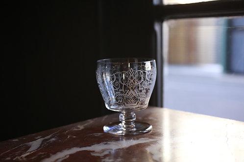 BACCARAT  GLASS   L   MITILENE