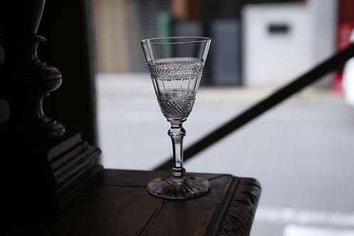 BACCARAT WINE  GLASS M