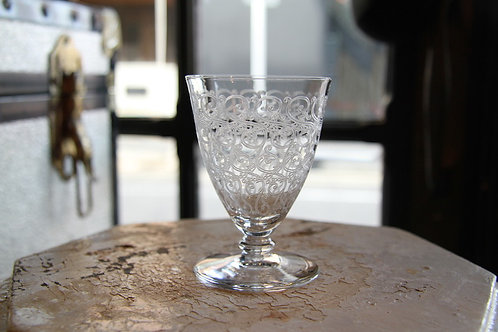 BACCARAT Chateaubriand ROHAN  GLASS  S