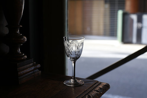 BACCARAT GLASS MS  MOLIERE