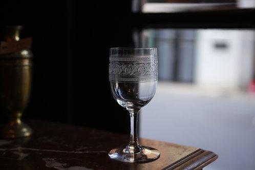 BACCARAT GLASS  M  ATENIAN