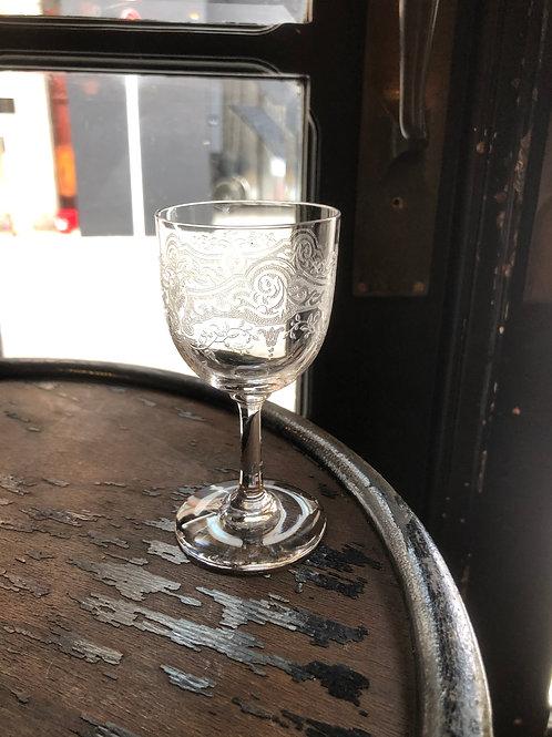 BACCARAT MEDICI  WINE GLASS    M