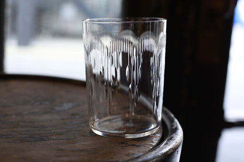 BACCARAT MOLIEERE  TUMBLER  GLASS    LLL
