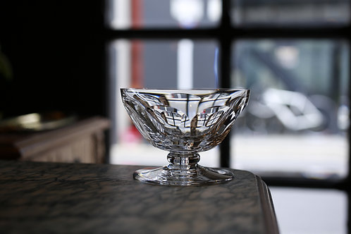 BACCARAT CHAMPAGNE COUPE     TALLEYRAND