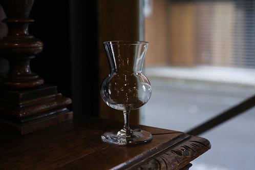 BACCARAT COGNAC GLASS THISTLE